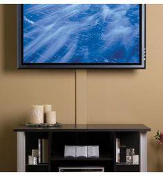 Canaleta para esconder fios da TV!