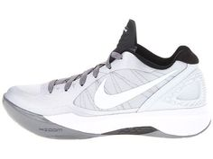 Nike Volley Zoom Hyperspike Pure Platinum/Cool Grey/Metallic Platinum/White - 6pm.com
