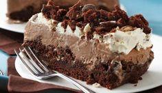 Τούρτα παγωτό σοκολάτα, με μπισκότο oreo και maltesers από τον Παναγιώτη Θεοδωρίτση και τις «Συνταγές Πάνος» !