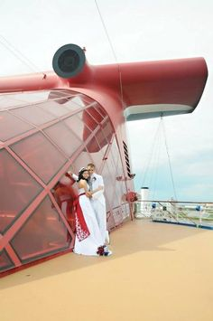 Carnival Cruises - this is what I want to do for my wedding :)