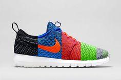 Nike Spring 2015 Roshe Flyknit