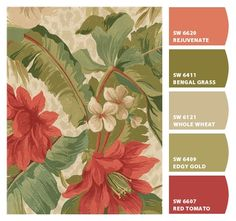 Paint colors from Chip It! by Sherwin-Williams Another one that would blend with my pictures that are hanging in the hallway and I think would compliment the countertops