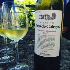 En la Ruta del vino de la D.O de Rías Baixas nos encontramos conbodegas…