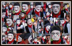 Faces Deadpool, Ronald Mcdonald, Faces, Superhero, Fictional Characters, Art, Art Background, Kunst, The Face