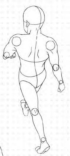 キャラクターをつくろう! 少女イラスト見本帖,マルチアングル編 Base Pose Model Manga Anime 9