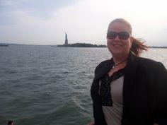 Hudson River, NJ/NYC, Statue of Liberty, Ellis Island