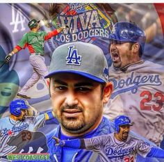 A-GON......Adrian Gonzales so happy he's with my team now!