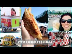 Foodie TV: YVR Food Fest 2016 Olympic Village Vancouver, BC - YouTube