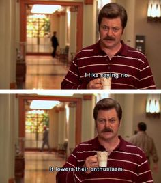- Parks and Recreation