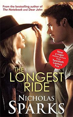 The Longest Ride by Nicholas Sparks https://www.amazon.co.uk/dp/0751554499/ref=cm_sw_r_pi_dp_x_M9Swyb9JDMPD1