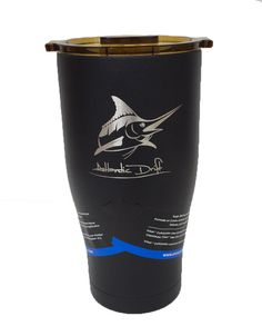 ORCA Chaser Cup - Black/Gold