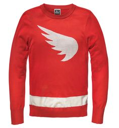 SAINT - Eastside Knit 'Wing' - Red
