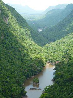 Potaro-Siparuni, Guyana, South America