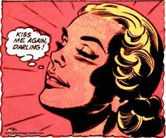 Kiss Me Again Darling!