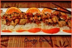 Orange Chicken 4 Points+  ☺☺☺☺