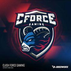 Sports Team Logos, Esports Logo, Dota 2, Cs Go, League Of Legends, Overwatch, Logo Design, Branding, Bait