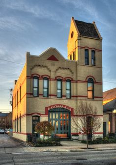 Old Michigan Fire Station