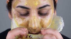 How to Avoid Turmeric Mask Facial Hair - Beauty Natural Beauty Tips, Natural Cures, Natural Hair Styles, Natural Treatments, Skin Treatments, Beauty Care, Beauty Skin, Beauty Hacks, Diy Beauty