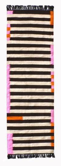 striped runner