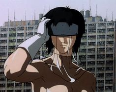 Ghost in the Shell (1995)