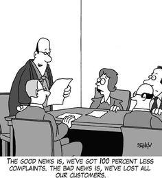 Good and bad news Process Improvement, Joke Of The Day, Tough Day, Bad News, Just For Laughs, Funny Comics, Workplace, Jokes, Lol