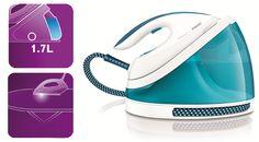 Produkttest: Philips PerfectCare Viva – für doppelt so schnelles Bügeln!