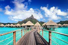 Le Meridien Bora Bora - Beautiful!