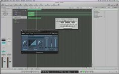 HOW TO USE Logic Pro  SideChain Kick  (www.LearnLogicPro.com)