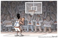 Best Barack Obama Cartoons of All Time: Taking His Shot