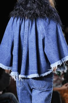 Marques Almeida Fall 2014 - Details