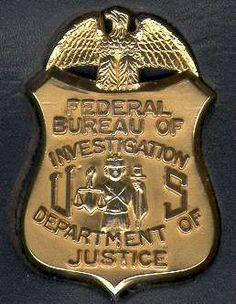 fbi police star details zu police cop metal badge with. Black Bedroom Furniture Sets. Home Design Ideas
