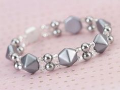 Steel Sky Bracelet