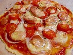 楽天が運営する楽天レシピ。ユーザーさんが投稿した「小麦粉だけで作る生地!すぐできる簡単ピザ」のレシピページです。発酵も無し!作り始めて20分で完成するピザです^^簡単だけど、おいしいですよ^^。ピザ。○小麦粉,○水,○オリーブオイル,○塩,○砂糖,ケチャップ,玉ねぎ,ウィンナー,ミニトマト,ピザ用チーズ