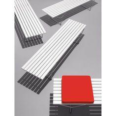 Bertoia bench   Stools & Benches   Furniture   Shop   Skandium