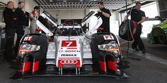 2015 Audi R18 e-tron quattro