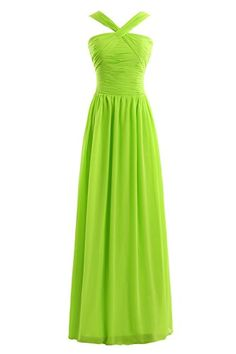 Irma Bridal Women Long Chiffon Bridesmaid Evening Dresses Size 2 US Lime Green Irma Bridal http://www.amazon.com/dp/B016VLYFKC/ref=cm_sw_r_pi_dp_1dzqwb01DBSR5