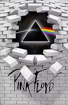 Pink Floyd Logo, Arte Pink Floyd, Pink Floyd Poster, Pop Rock, Rock And Roll, Imagenes Pink Floyd, Pink Floyd Artwork, Benfica Wallpaper, Led Zeppelin Poster