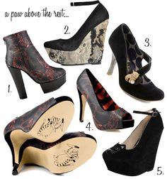 5 Cat Heels That Will Leave You A Paw Above The Rest