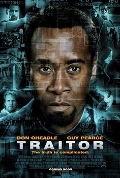Rent Traitor starring Don Cheadle and Guy Pearce on DVD and Blu-ray. Get unlimited DVD Movies & TV Shows delivered to your door with no late fees, ever. One month free trial! Guy Pearce, Top Movies, Great Movies, Movies To Watch, Awesome Movies, Love Movie, Movie Tv, Special T, Betrayal