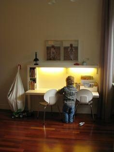 Speelplein in de woonkamer
