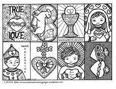 st valentine coloring pages catholic church   126 Best Saint Valentine's Day images in 2019   Valentines ...