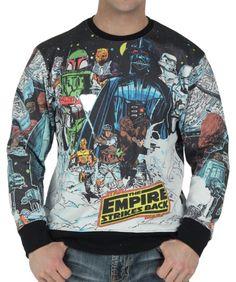 Star Wars Vintage Hoth Fleece Sweatshirt