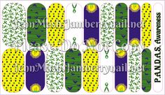 P.A.N.D.A.S Awareness wraps.   Please contact JennJams2014@gmail.com to order.  PLEASE DO NOT COPY