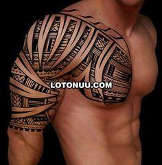Samoan tattoo 29