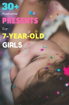 30+ Awesome Presents for 7-Year Old Girls You Wouldn't Have Thought of Yourself! #giftguide #christmas #presents  #christmaspresents #bestgifts #birthdaygifts #toptoys #7yearoldgirls #7yearold