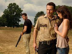 The Walking Dead Season 2 Finale: Meet The Walkers
