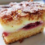 Proste ciasto sliwkowe z ... French Toast, Breakfast, Food, Morning Coffee, Essen, Meals, Yemek, Eten