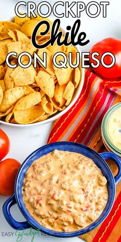 With 15 minutes of prep time and about $9.04 for ingredients, this is an easy and budget-friendly dip to serve a crowd. Slow Cooker Lasagna, Slow Cooker Ribs, Slow Cooker Pasta, Slow Cooker Desserts, Slow Cooker Recipes, Crockpot Recipes, Quick Appetizers, Easy Appetizer Recipes, Dip Recipes
