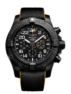 Breitling Avenger Hurricane. AWWWWWW I'VE ALWAYS WANTED A BREITLING! THIS ONE LOOKS AMAZING. TOO BAD IT'S $8,390.00!!!