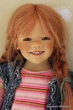 "ANNETTE HIMSTEDT 2007 ""MARGIE"" 34"" VINYL/CLOTH L.E.# 204/377 MOVING MOMENTS"